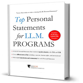 Top LLM Personal Statements